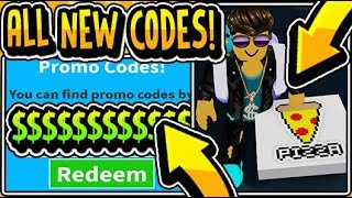 """""""💬🍕ALL NEW PIZZA PARTY UPDATE CODES 2019!!"""" 💬Texting Simulator 🎉PARTY🍕 Update (Roblox)"""