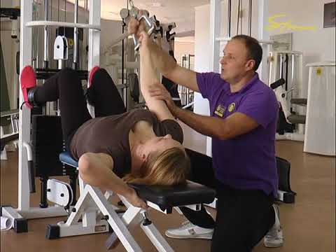Эффективное лечение остеохондроза в Центре доктора Бубновского Харьков