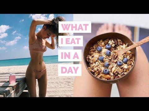 What I Eat In a Day | Vegan Granola Recipe