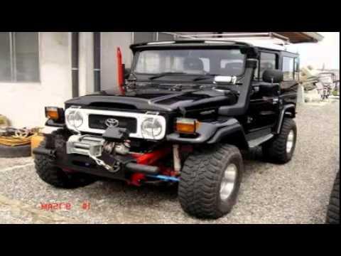 Toyota Land Cruiser Fj40 2 Youtube