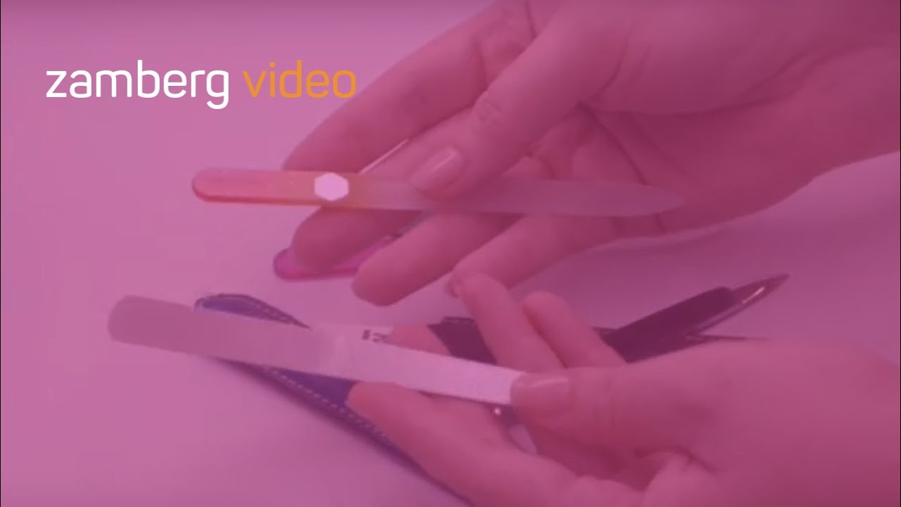 The Secret to Choosing the Best Nail File - YouTube