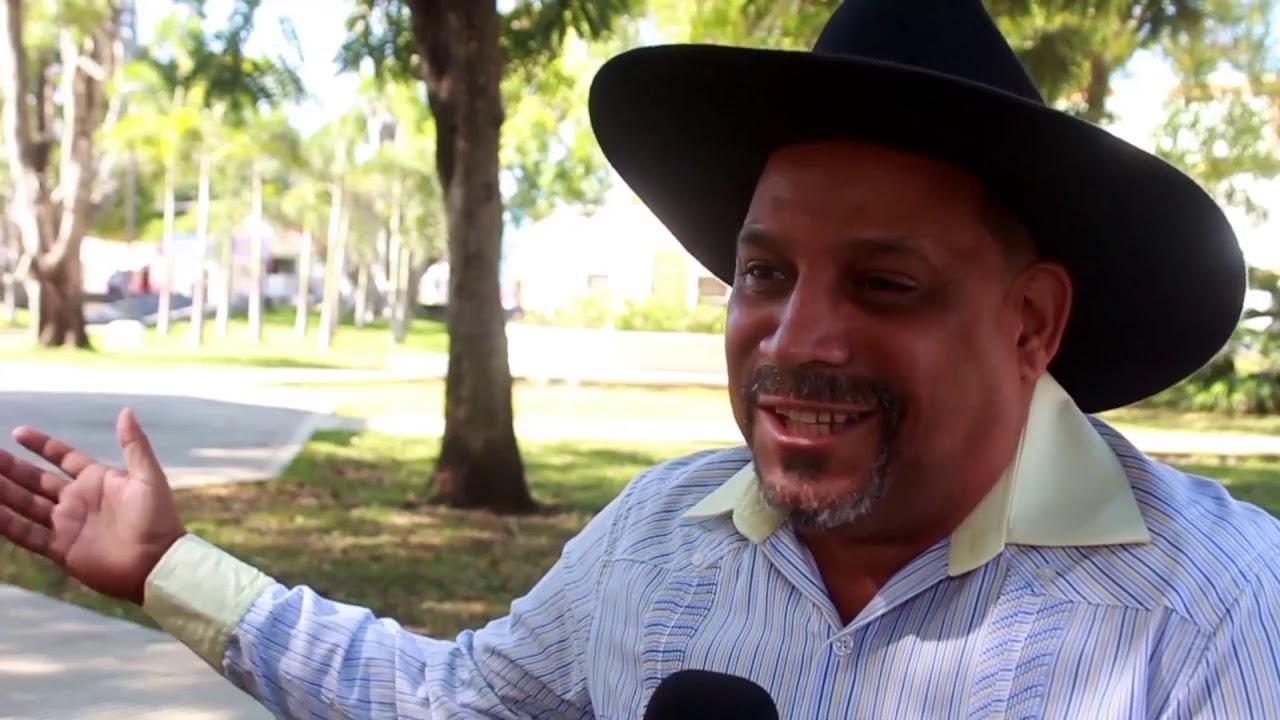 """Santiago Riverón: """"Tengo toda mi vida trabajando por mi pueblo, yo ..."""