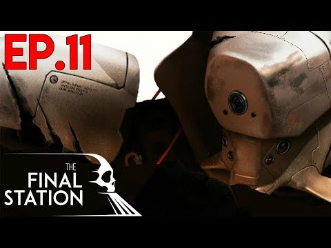 THE GUARDIAN FALLS?!?! | The Final Station Ep.11