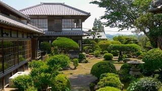 4K 飫肥 日南市 宮崎県 Obi Nichinan Miyazaki Kyushu JAPAN