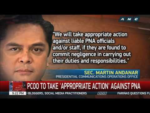 Gov't news agency posts editorial criticizing UN arbitral ruling that favored PH
