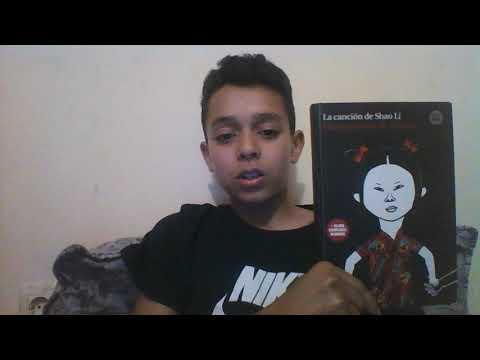 book-trailer,-la-cancion-de-shao-li
