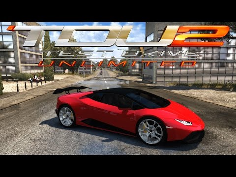 full download test drive unlimited 2 lamborghini. Black Bedroom Furniture Sets. Home Design Ideas