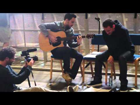 Linkin Park - Rolling In The Deep (Adele Cover live @ LPU Summit Hamburg 2011)