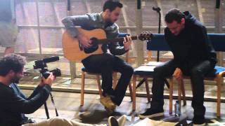 Repeat youtube video Linkin Park - Rolling In The Deep (Adele Cover live @ LPU Summit Hamburg 2011)