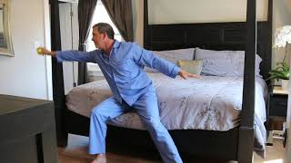"""Invigorating Parkinson's Morning Workout. From the """"Rise&Shine Morning Blast"""" DVD by SmartXPD."""