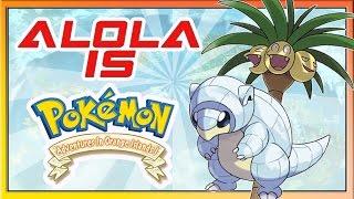 Pokemon Sun And Moon: Alola IS The Orange Islands!