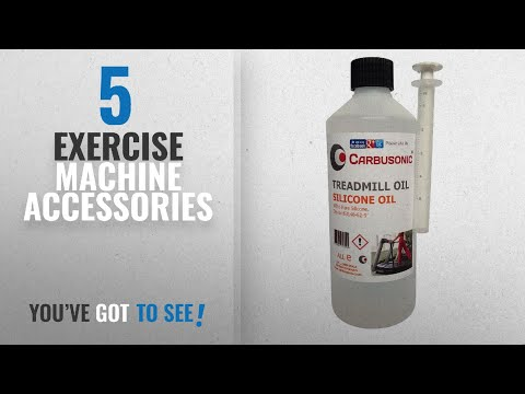 Top 10 Exercise Machine Accessories [2018]: Treadmill