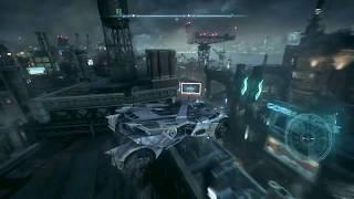 Batman: Arkham Knight - Noclip mode