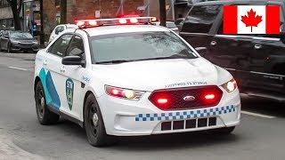 Montréal  | *RARE* STM Sûreté et Contrôle (Transit Enforcement) Unit 590 Responding Urgently