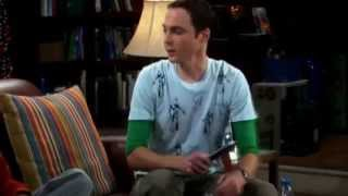THE BIG BANG THEORY - SHELDON COOPER RAP (EPIC REMIX) 1080P HD ROCK PAPER SCISSORS LIZARD SPOCK SONG