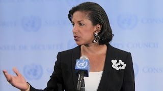 "Susan Rice denies wrongdoing in ""unmasking"" Trump associates"