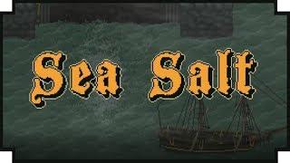 Sea Salt - (Lovecraftian Monster Swarm Game)