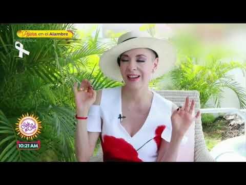 Famosos reaccionan tras el deceso de la actriz Edith González | Sale el Sol