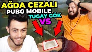 TUGAY GÖK ile AĞDA CEZALI VS! PUBG Mobile