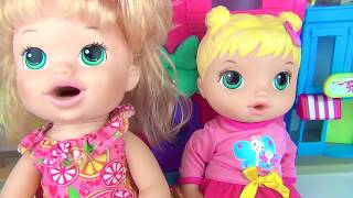 Better Now Bailey Check Up with  Snackin' Sara Dolls | Toys Unlimited