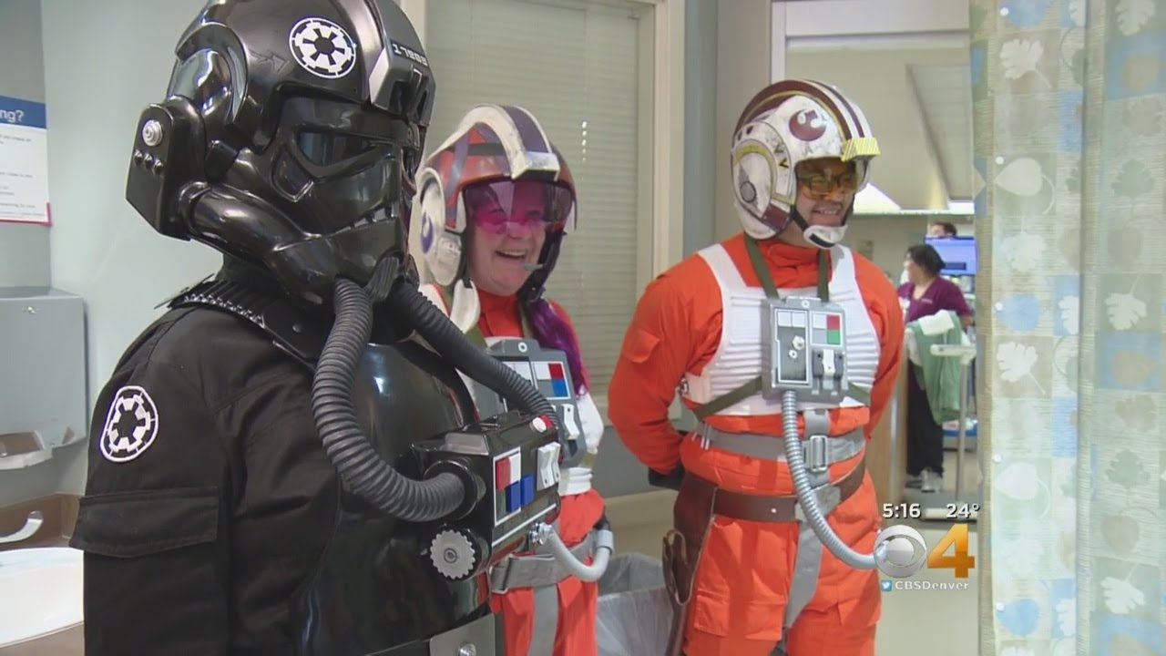 """The """"Force"""" is With Heart Transplant Recipient"""