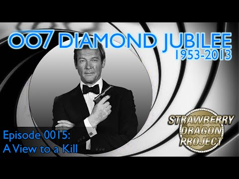 A View to a Kill Review - 007 Diamond Jubilee #15