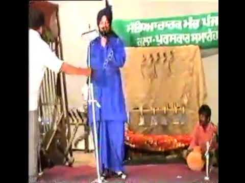 Mitran di loondi Dali live Karamjit singh Dhuri