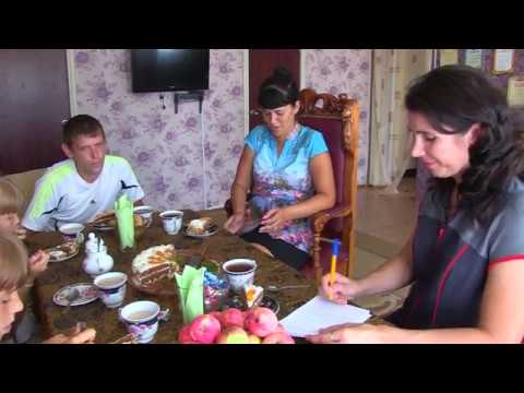 Репортаж о семье Пестерниковых из Приморска