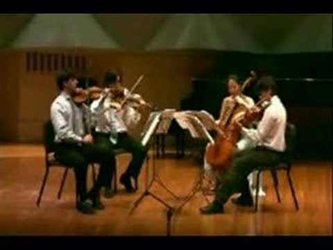 Beethoven ~ String Quartet in c# minor, Op 131 VI, VII