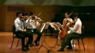Beethoven ~ String Quartet in c# minor, Op. 131 (VI, VII)