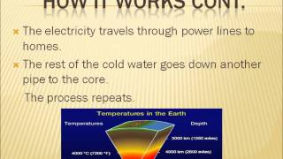 Geothermal Energy For Kids and Adults