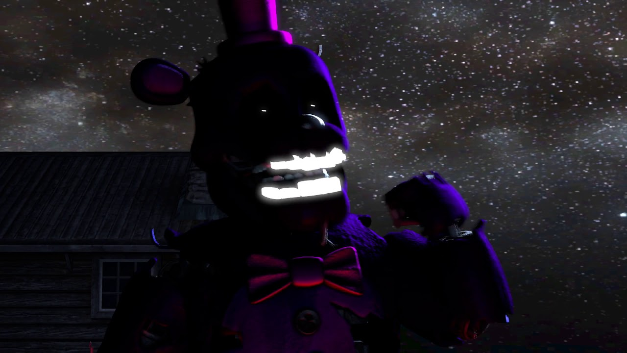 [FNAF SFM] You're Back Test - YouTube
