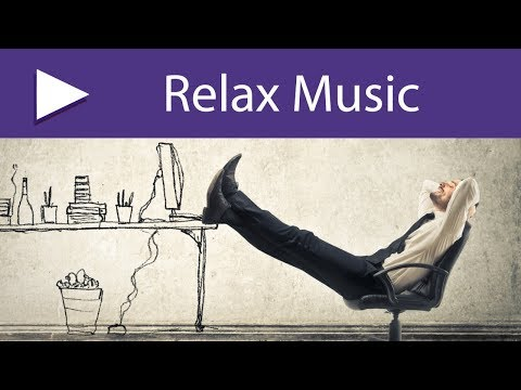 Cure Depression | Relieve Stress & Anxiety in the Workplace, Office Zen Music