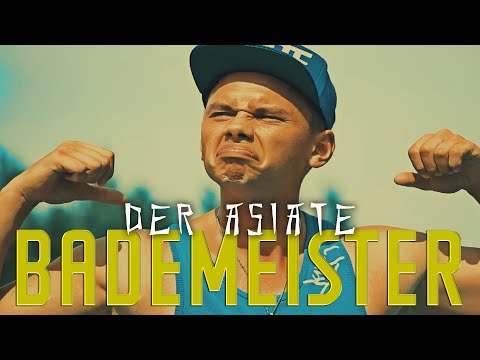 Der Asiate - Bademeister (Video) ► Kätzchenfleisch 06.11. 2015 ◄  (Prod. By Abaz)