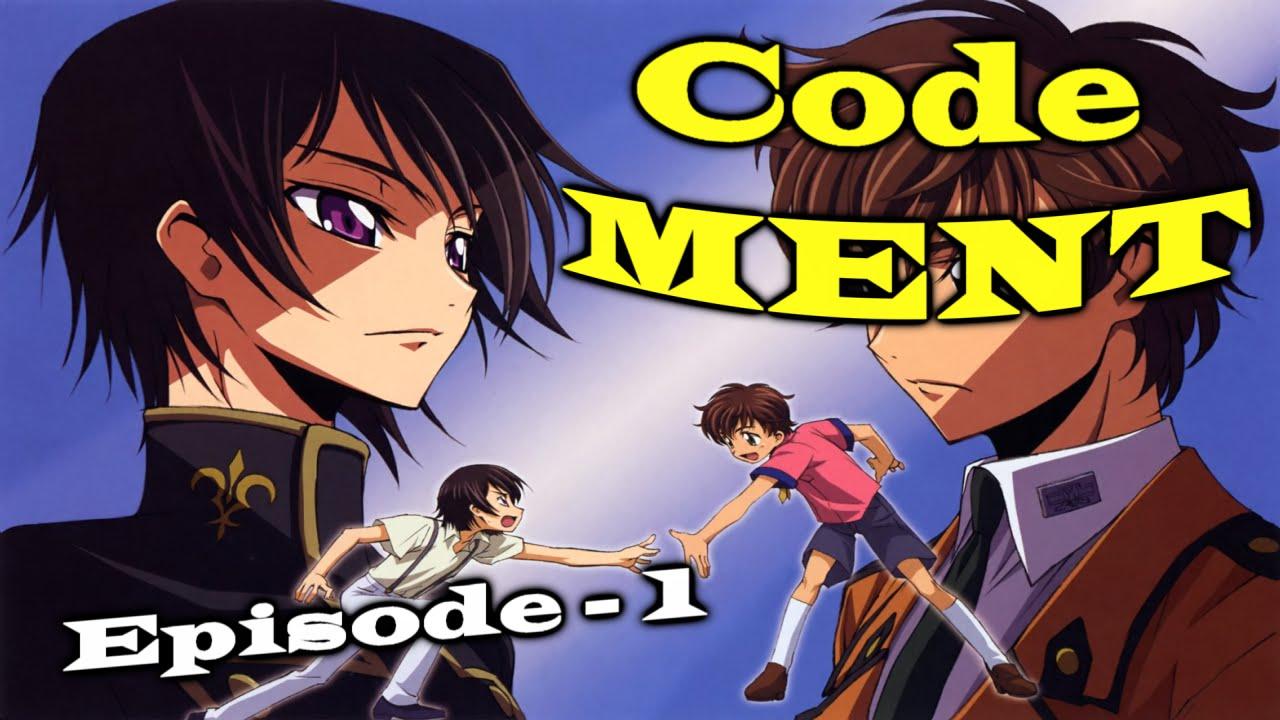 Code MENT Episode 1 -  Purple Eyes