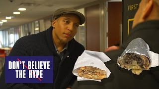Philly Cheesesteak vs. NYC's Chopped Cheese: Don't Believe The Hype
