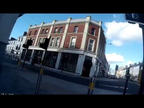 Lisburn City Centre Cycling Tour