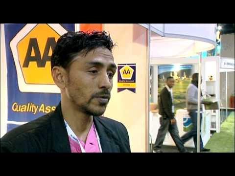 Munier Ali, Advertising Sales Co-ordinator, AA Guides @ WSDE 2010