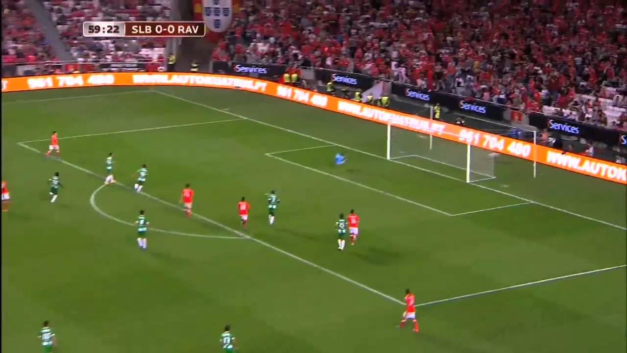 Benfica Vs Rio Ave Youtube