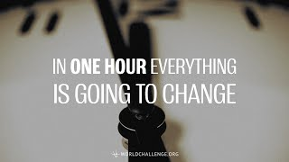 In One Hour Everything Is Going to Change - David Wilkerson - August 5, 2007