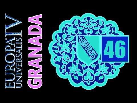 Rereconquista AGAIN! 46 Granada Achievement Europa Universalis 4