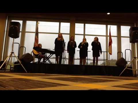 Straughn High School FFA Quartet