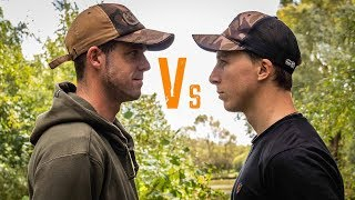 ***CARP FISHING TV*** Mozza Versus Charrington