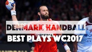 Denmark Handball Team Best Plays of World Championship