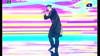 Muhammad Shoaib Dancing and Singing in Pakistan Idol