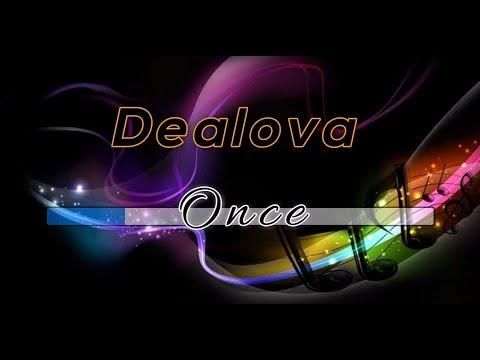 [tanpa-vokal]-♬-once---dealova-♬-+lirik-lagu-[midi-karaoke]