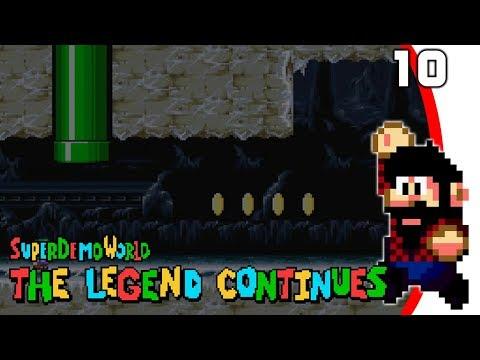 Super Demo World - The Legend Continue #10 [Coop - GregLVK]