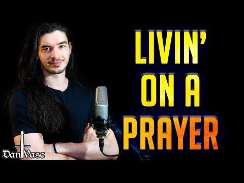 """Livin' On A Prayer"" - BON JOVI cover"