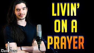 Livin On A Prayer - BON JOVI cover