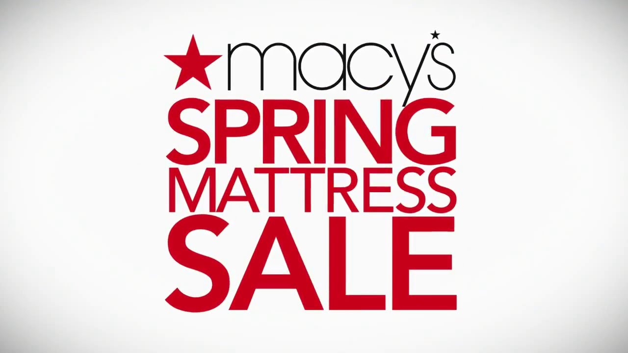 The 4-Minute Rule for Macys Mattresses